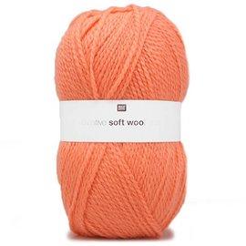 Rico Soft Wool Aran 10 Koraal