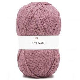 Rico Soft Wool Aran 13 Berry