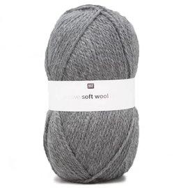Rico Soft Wool Aran 17 Grijs
