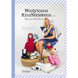 Haakboek Woolytoons Knuffeldekens 2