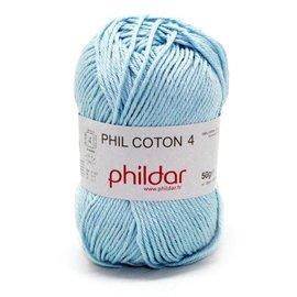 Phildar Phil Coton 4 Azur