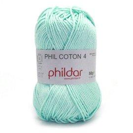 Phildar Phil Coton 4 Jade