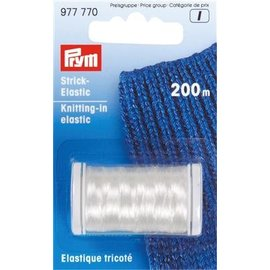 Prym Brei elastiek transparant