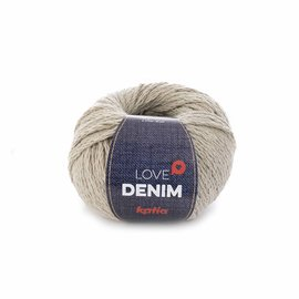 Katia Love Denim  105 Reebruin