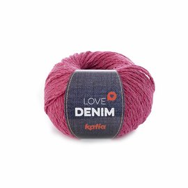 Katia Love Denim  109 Fuchsia