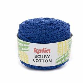 Katia Scuby Cotton 111 Nachtblauw