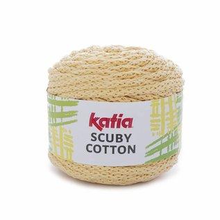 Katia Scuby Cotton 115 Lichtgeel