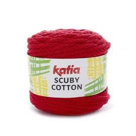 Katia Scuby Cotton 119 Rood