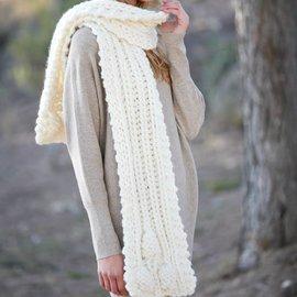 Katia Breipatroon sjaal in Katia Tout Suite