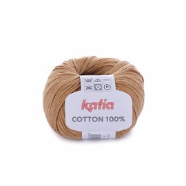 Katia Cotton 100% 57 Lichtroest