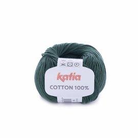 Katia Cotton 100% 58 Flessegroen