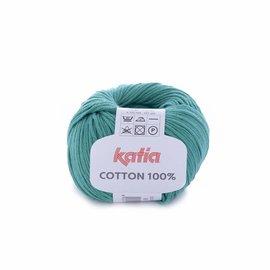 Katia Cotton 100% 59 Mintgroen