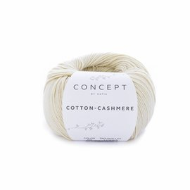 Katia Cotton Cashmere 69 Lichtpistache