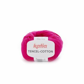 Katia Tencel Cotton 26 Fuchsia