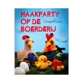 Haakboek Haakparty op de boerderij