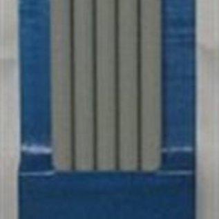 Breinaalden zonder knop kunststof 40 cm