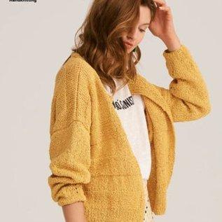 Rico Fashion Linen  Swell Aran Mustard