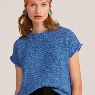 Rico Fashion Linen  Swell Aran Azur