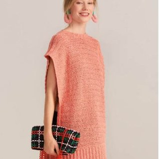 Rico Fashion Linen  Swell Aran Salmon