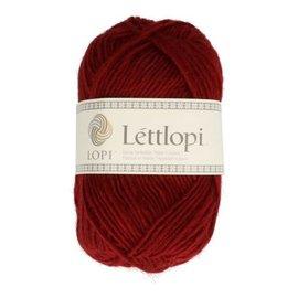 Istex Lettlopi 9414  Burnt Red