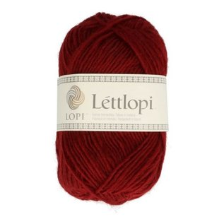 Lopi IJslandse Wol Lettlopi 9414  Burnt Red
