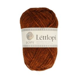 Lopi IJslandse Wol Lettlopi 9427 Rust Heather
