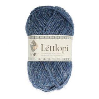 Lopi IJslandse Wol Lettlopi 1701 Fjord Blue