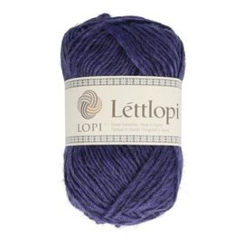 Lopi IJslandse Wol Lettlopi 9432 Grape Heather