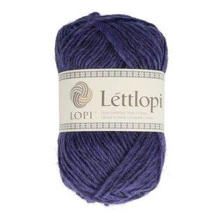 Lopi IJslandse Wol Lettlopi 9432 Grape Heather