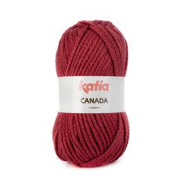 Katia Canada 45 Donkerroos