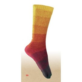 Katia Rainbow socks Box 55