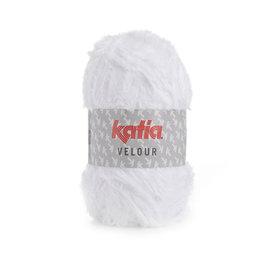 Katia Velour 50 Wit