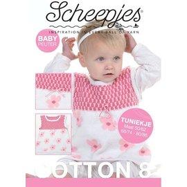 Scheepjes Patroon Tuniekje Baby/Peuter in Cotton 8