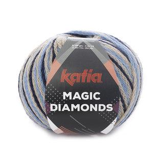 Katia Magic Diamonds 52 Jeans-Beige