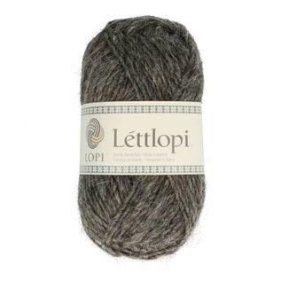 Istex Lettlopi 0058  dark grey heather