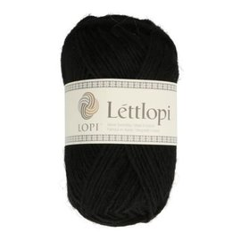 Istex Lettlopi 0059  black
