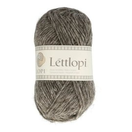 Istex Lettlopi 0057  grey heather