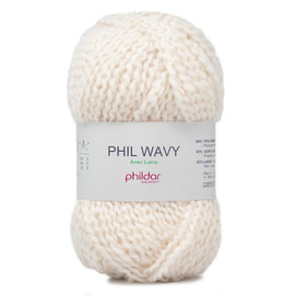 Phildar Phil Wavy Ecru