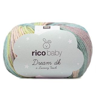 Rico Baby Dream Lux  Dk 11 Beere-Blau