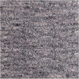 Rico Alpaca Tweed Chunky Grau