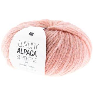 Rico Luxury Alpaca Superfine Aran 12 Puder