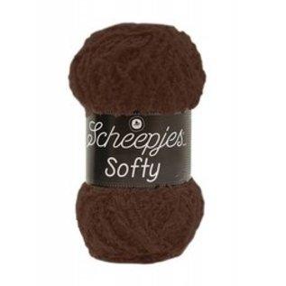 Scheepjes Softy 474 Donkerbruin