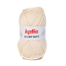 Katia Scuby Soft 300  Wit
