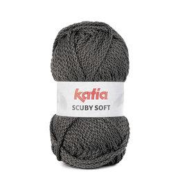 Katia Scuby Soft 302 Donkergrijs