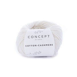 Katia Cotton Cashmere 53 Ecru