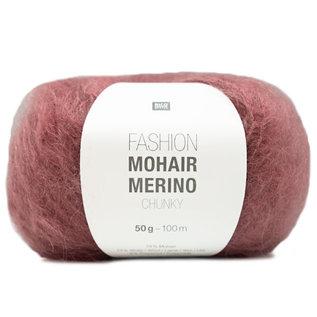 Rico Mohair Merino Chunky 005 Light Pink