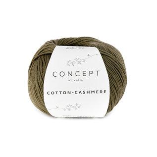 Katia Cotton Cashmere 71 Kaki
