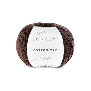 Katia Cotton Yak 123 Bruin