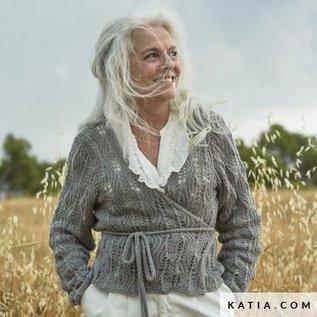 Katia Ultrasoft 58 Donkergrijs