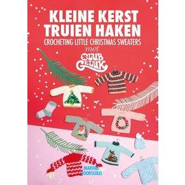 Haakboek  Kleine Kersttruien Haken